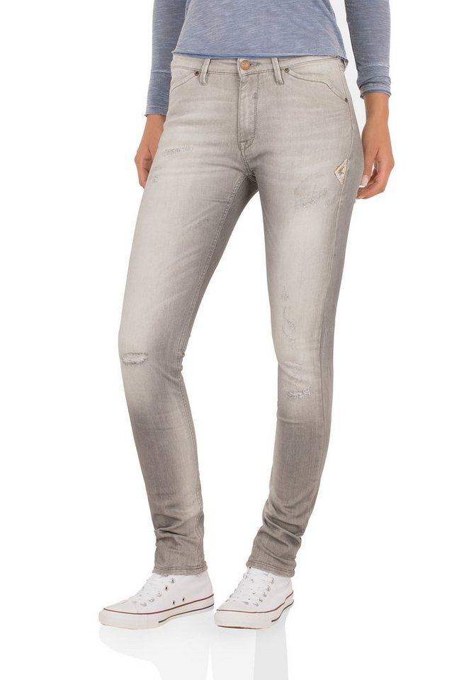 NAGANO Denim Pants »CHIKARA« in denim grey