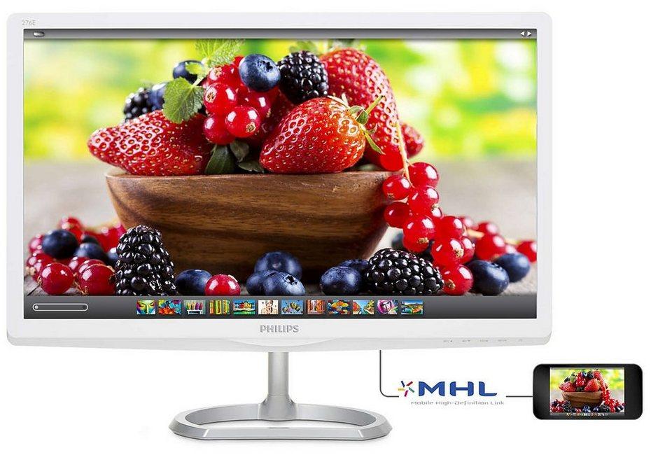 Philips Full HD Monitor 68,6cm (27 Zoll) »276E6ADSS/00«