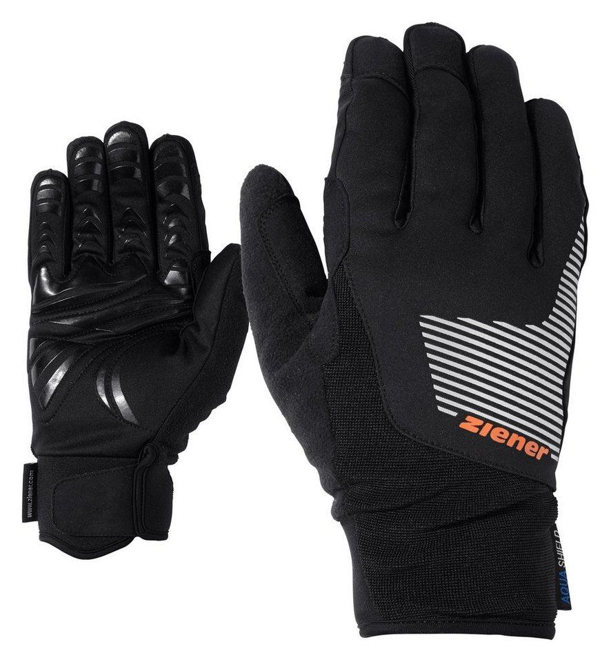 Ziener Handschuhe »UPS AS(R) glove crosscountry« in black