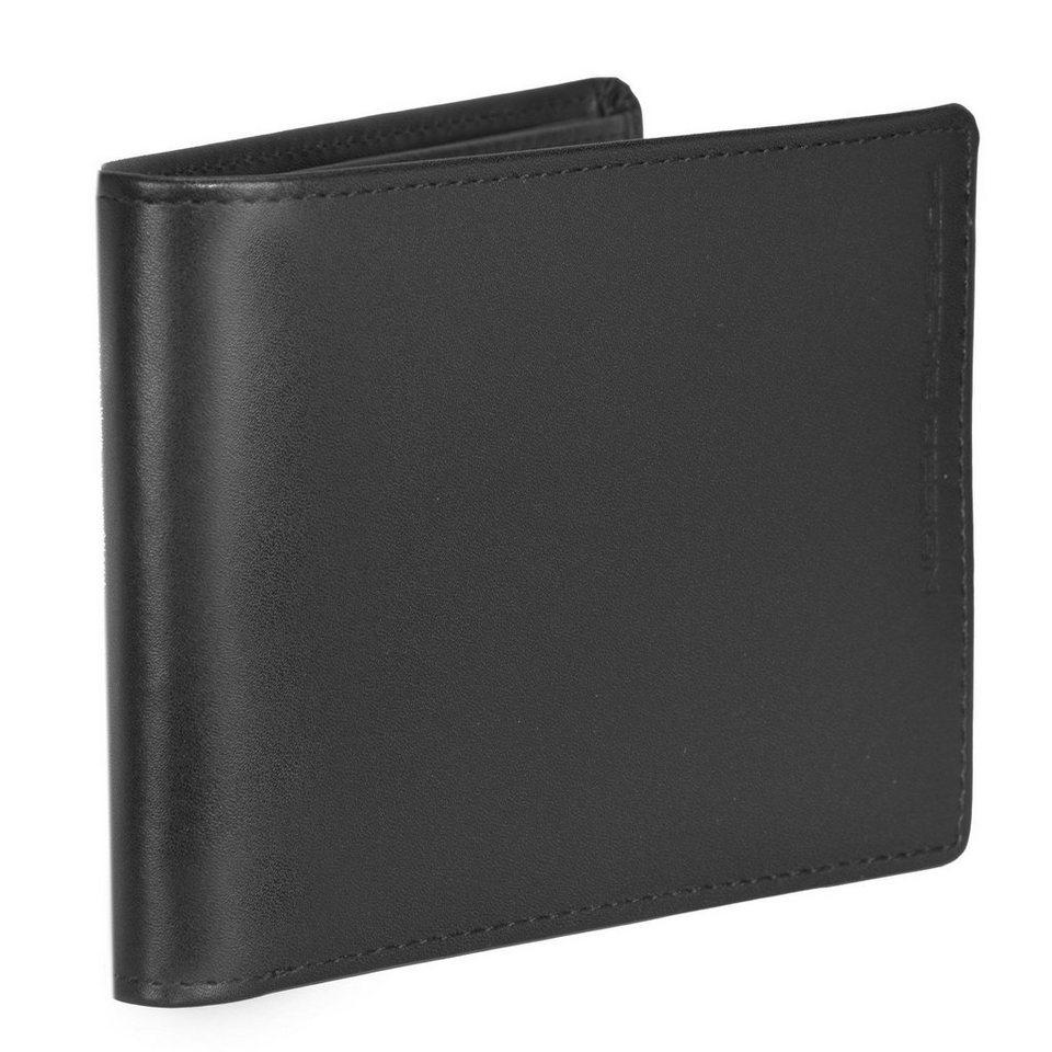 Porsche Design Classic Line 2.1 Geldbörse Card Holder H8 Leder 11 cm in black