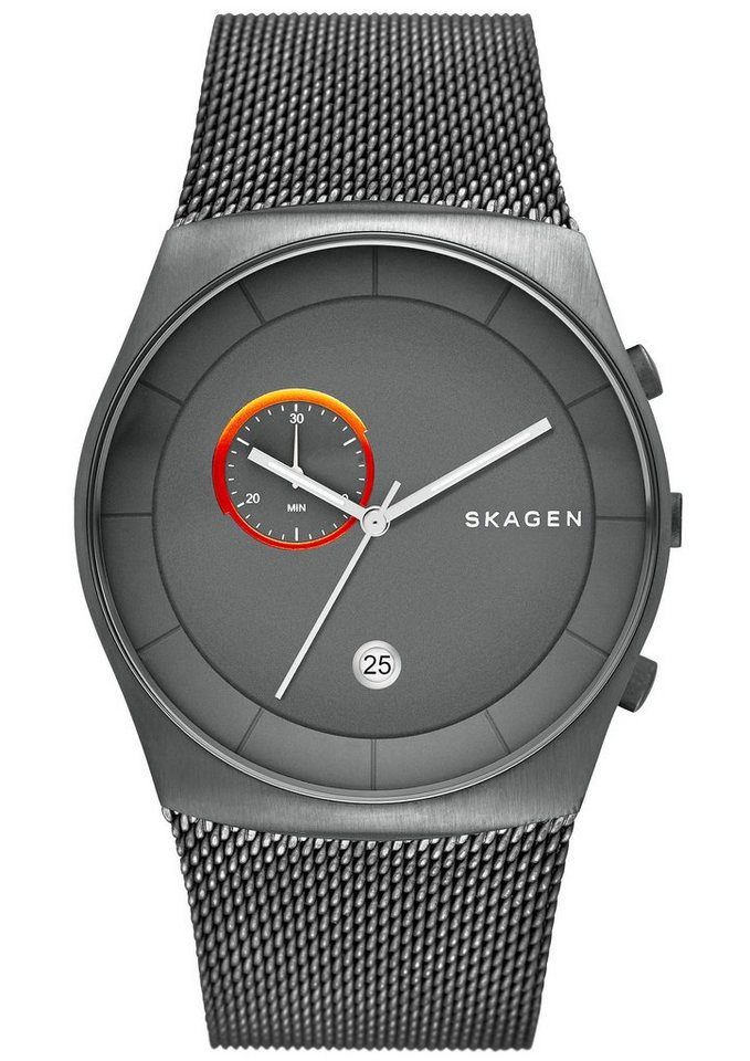 "Skagen, Chronograph, ""HAVENE, SKW6186"" in grau"