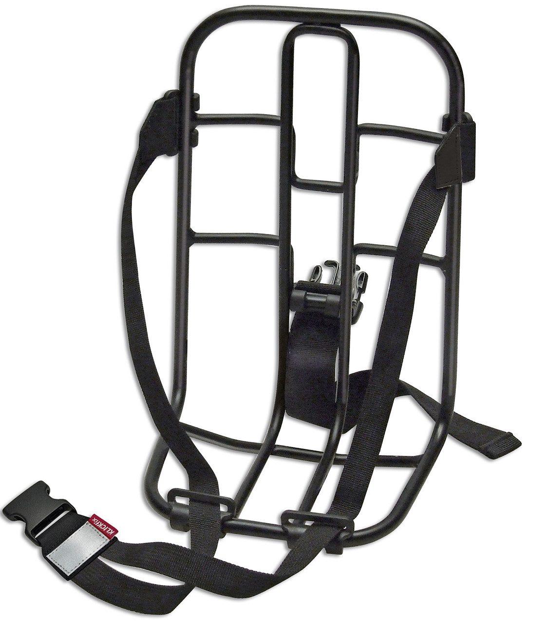 KlickFix Fahrradtasche »Vario Rack Rucksackhalter«