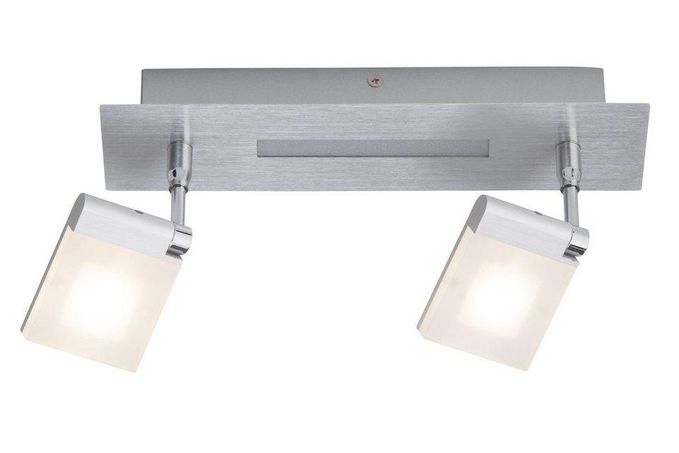 Brilliant Leuchten Deckenleuchte, inkl. LED-Leuchtmittel, 2 flammig in chromfarben