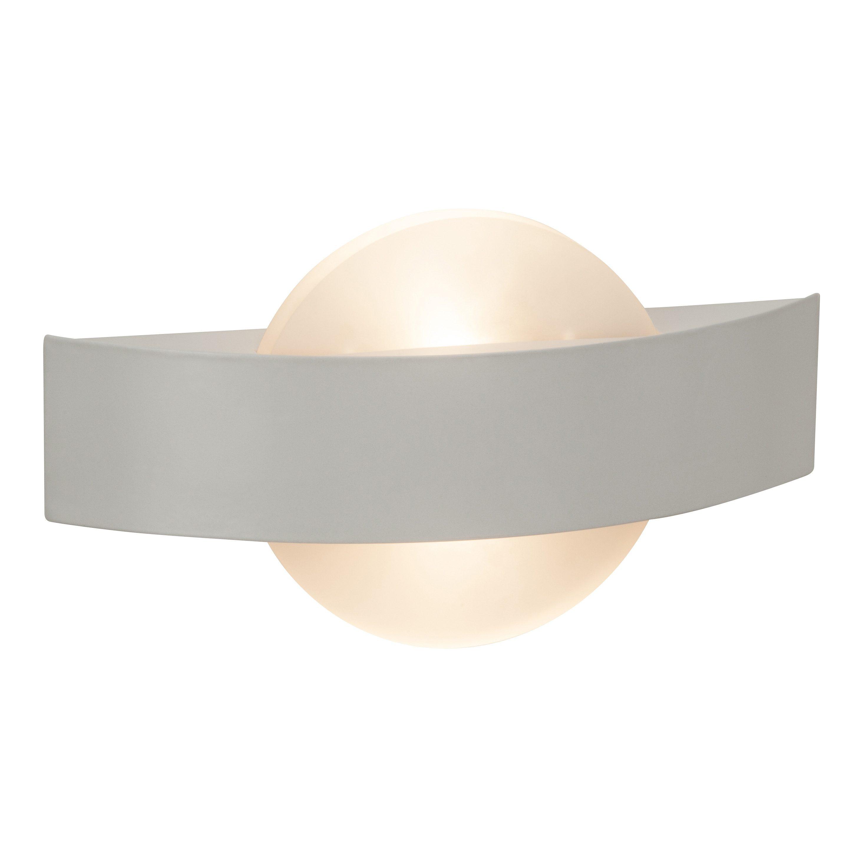 Brilliant Leuchten LED-Wandleuchte, inkl. LED-Leuchtmittel, 2 flammig