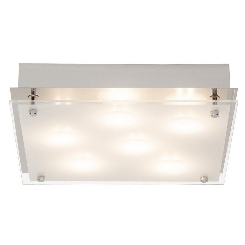 brilliant leuchten led deckenleuchte inkl led leuchtmittel 6 flammig online kaufen otto. Black Bedroom Furniture Sets. Home Design Ideas