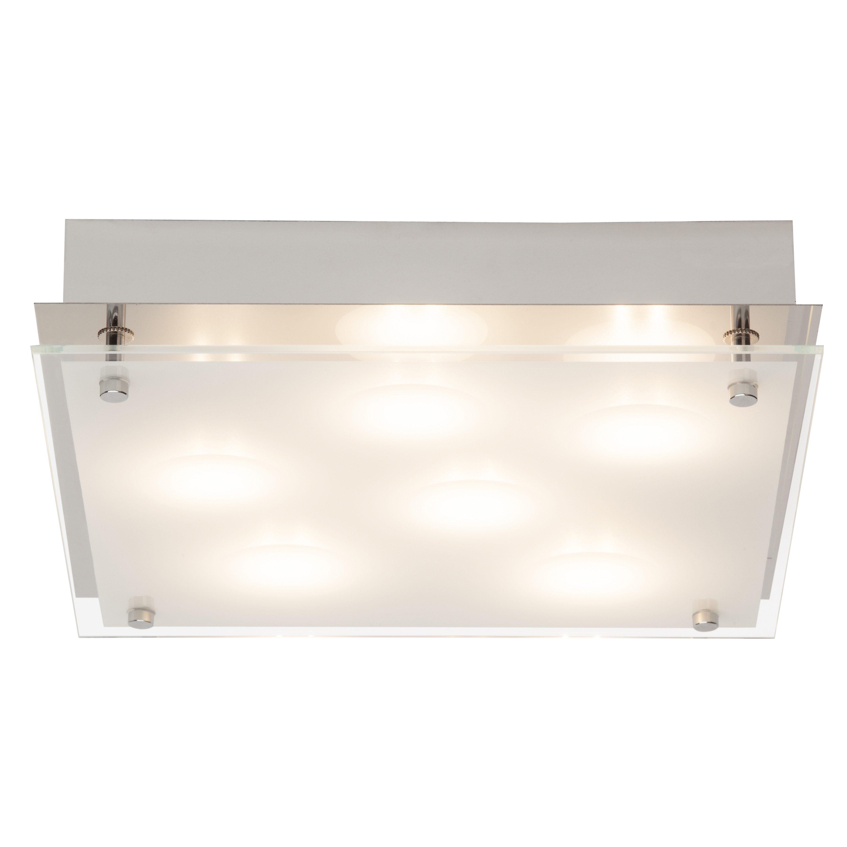 Brilliant Leuchten LED-Deckenleuchte, inkl. LED-Leuchtmittel, 6 flammig