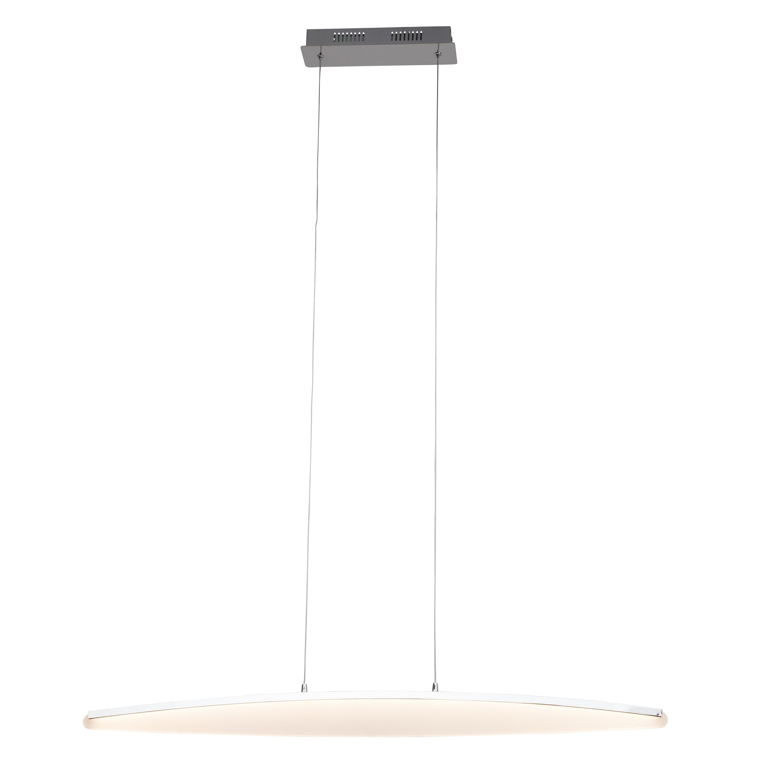 Brilliant Leuchten LED-Pendelleuchte, inkl. LED-Leuchtmittel, 1 flammig