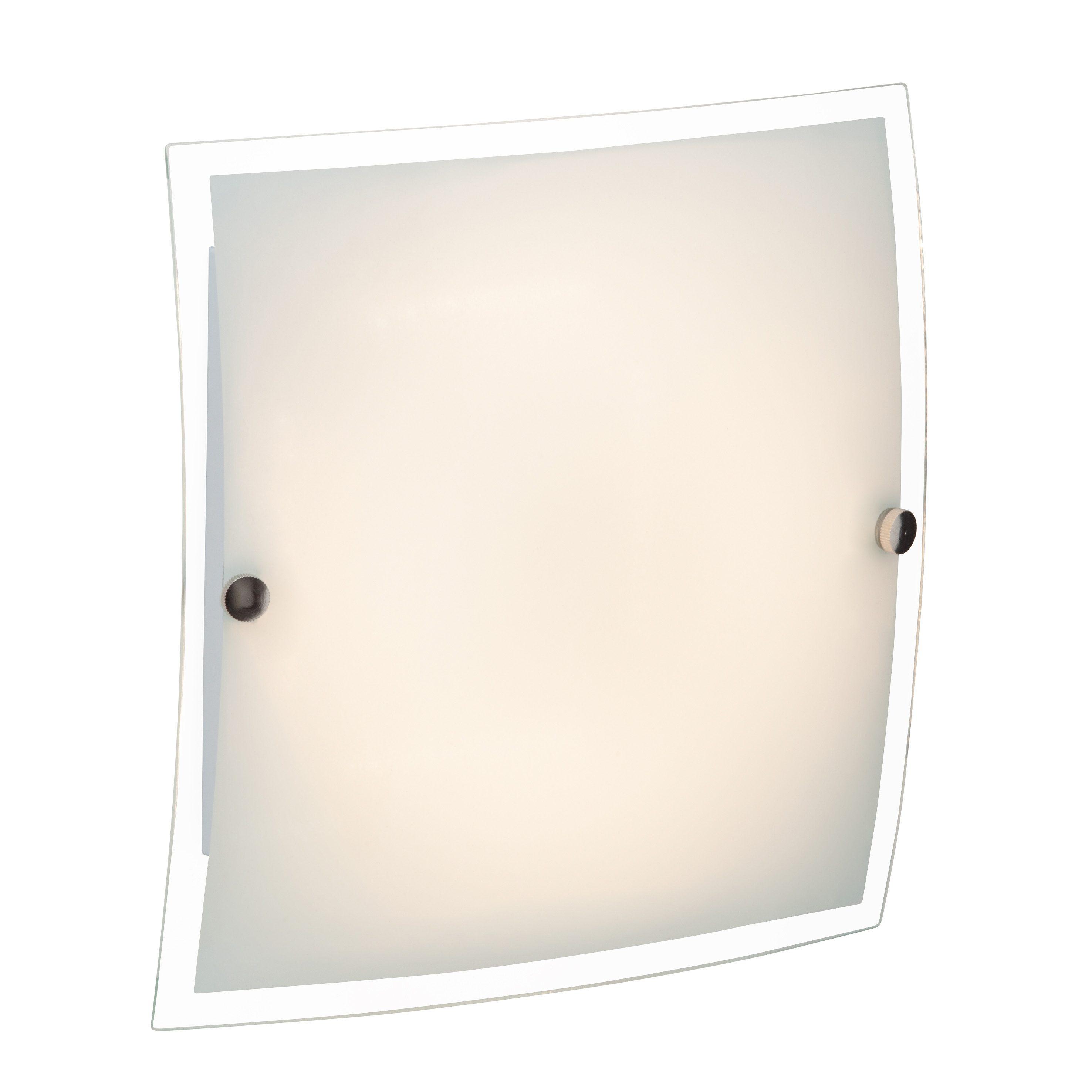 Brilliant Leuchten LED-Wand- und Deckenleuchte, inkl. LED-Leuchtmittel, 1 flammig