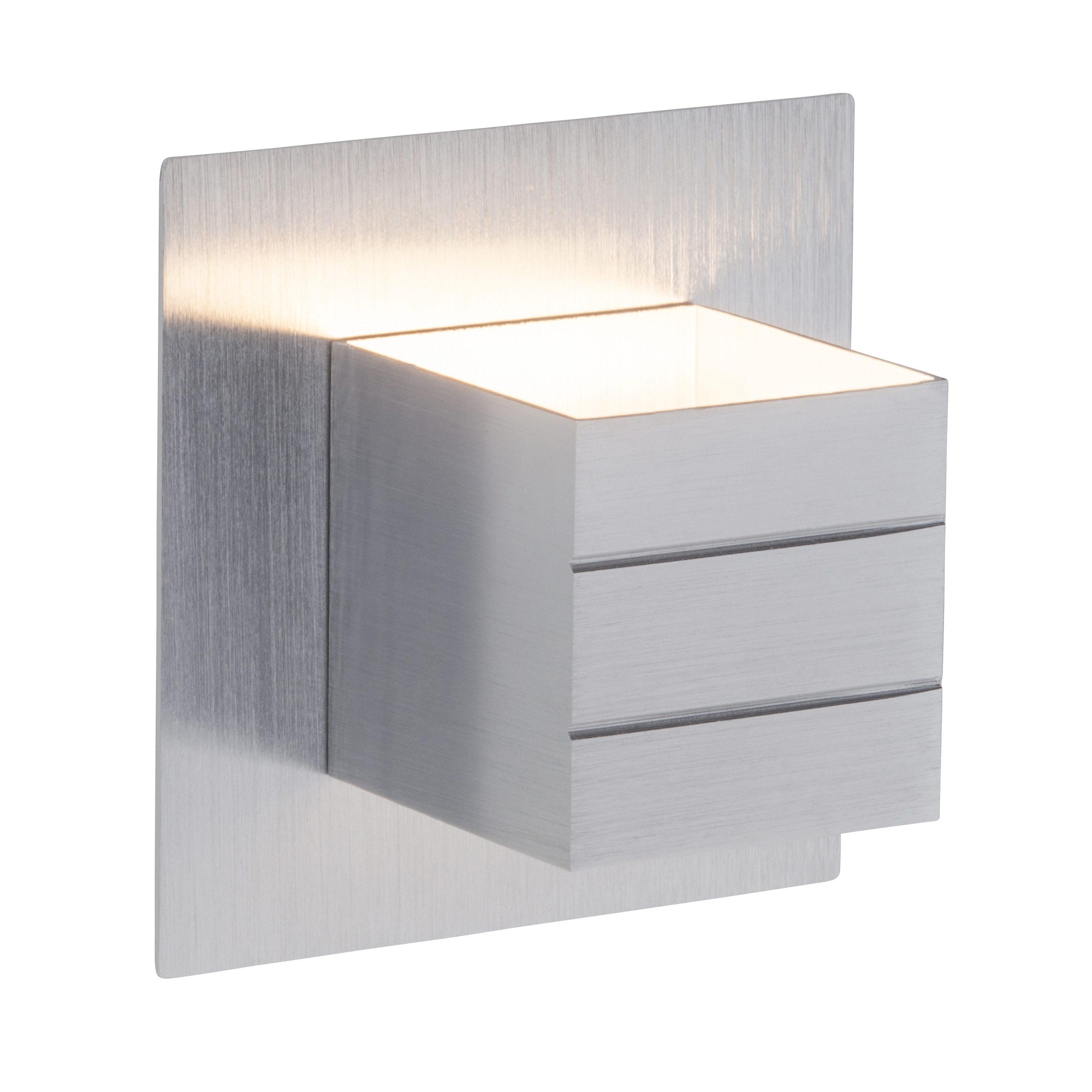 Brilliant Leuchten LED-Wandleuchte, inkl. LED-Leuchtmittel, 1 flammig