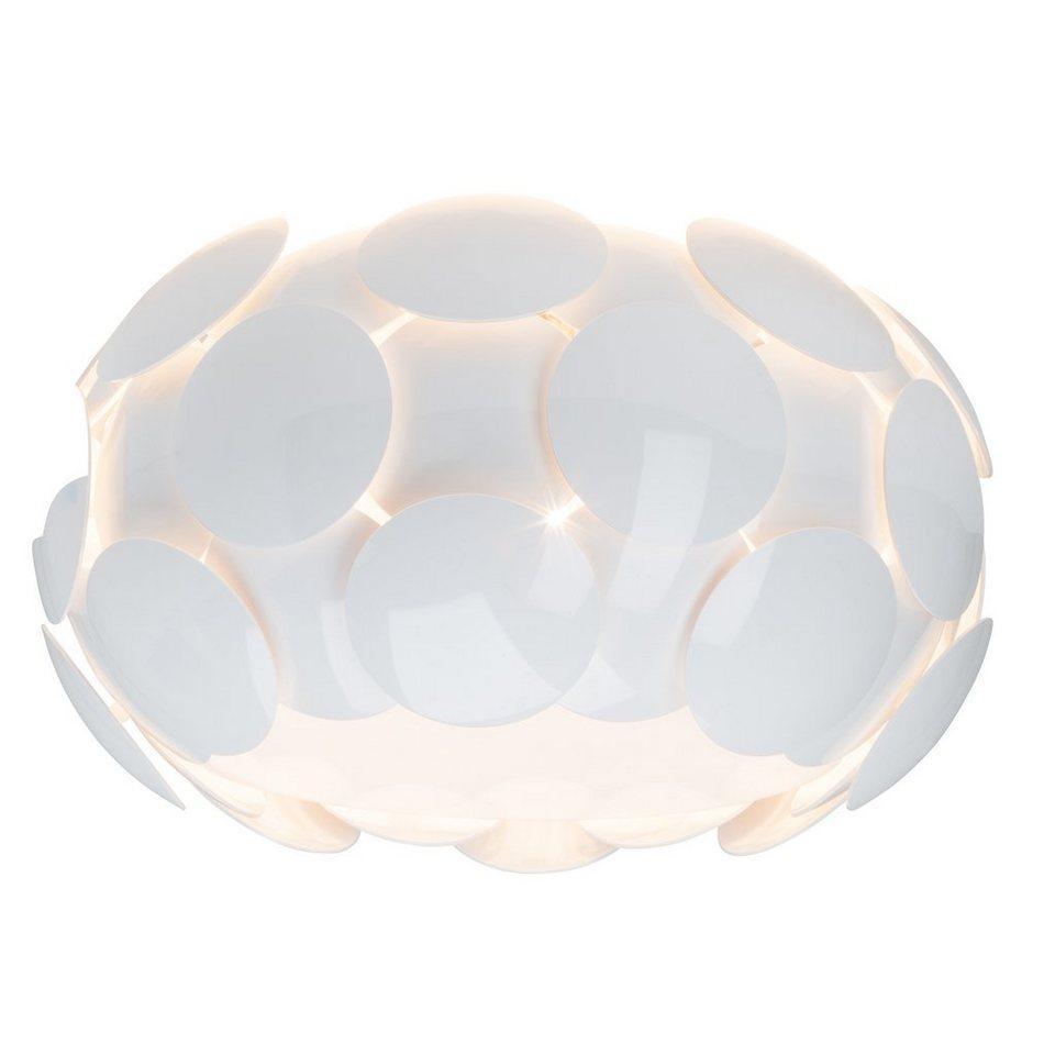 Brilliant Leuchten Deckenleuchte, 5 flammig, ohne Leuchtmittel in weiß/weiß