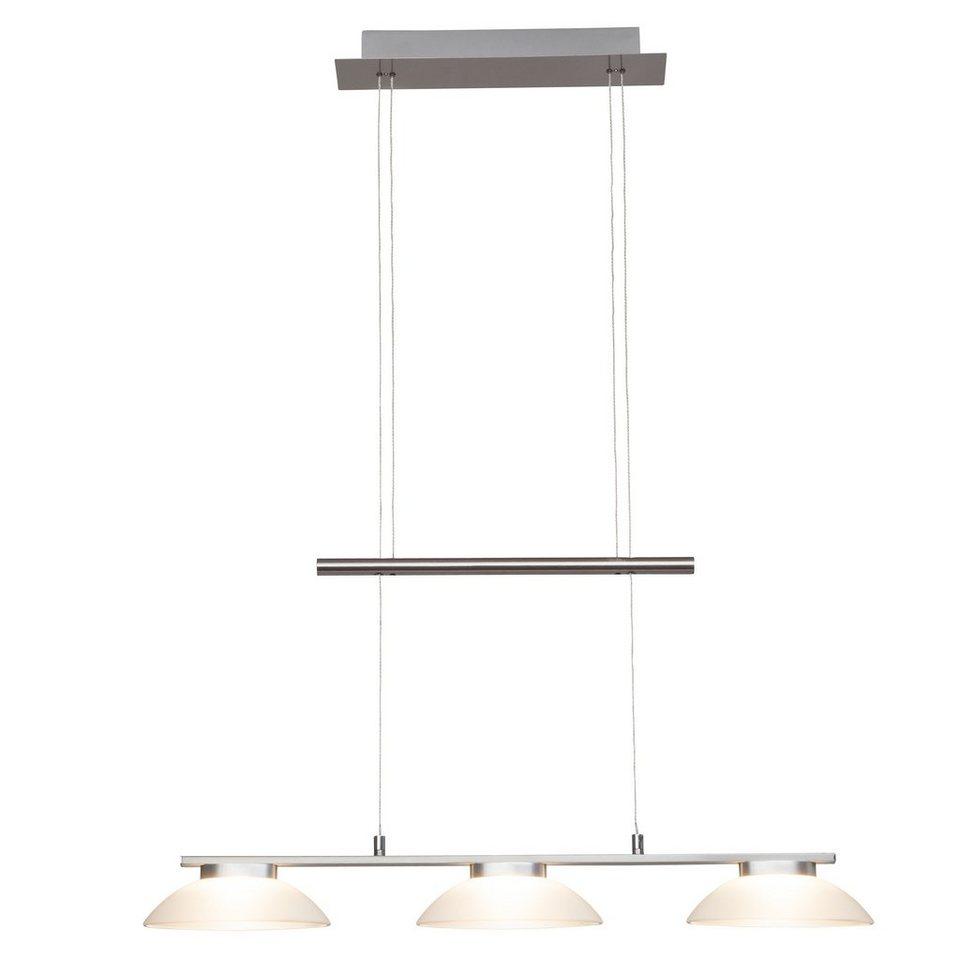 brilliant leuchten led pendelleuchte trend 3 flammig online kaufen otto. Black Bedroom Furniture Sets. Home Design Ideas