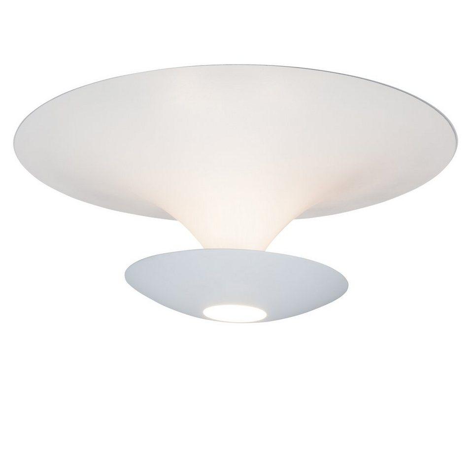 Brilliant Leuchten LED-Deckenleuchte, inkl. LED-Leuchtmittel, 1 flammig in weiß