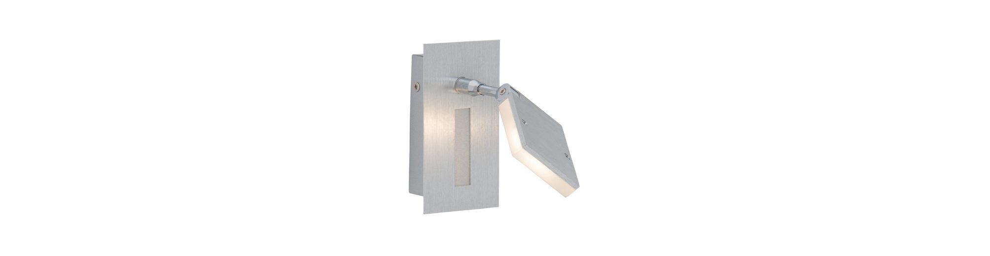 Brilliant Leuchten Wandleuchte, inkl. LED-Leuchtmittel, 1 flammig