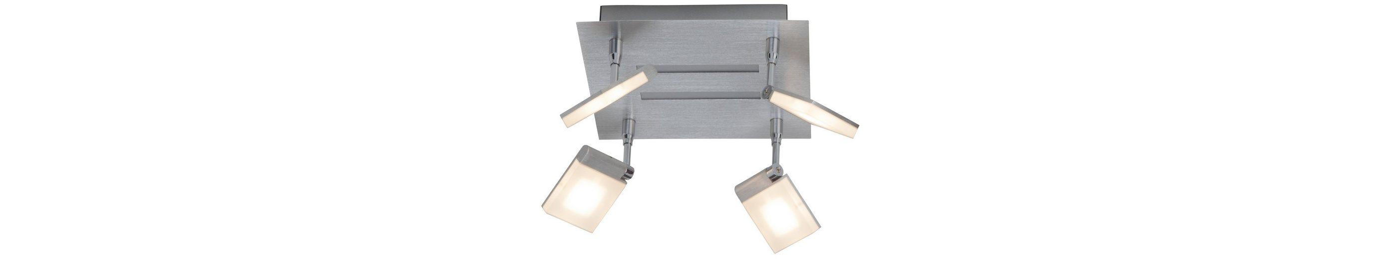 Brilliant Leuchten Deckenleuchte, inkl. LED-Leuchtmittel, 4 flammig