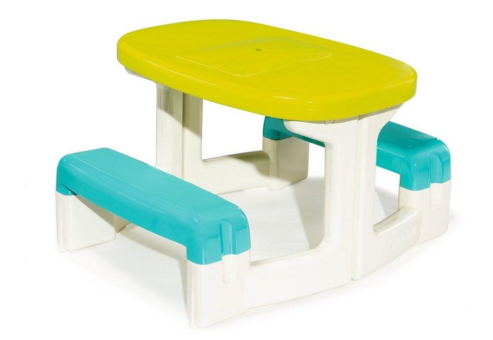 smoby spieltisch picknick tisch online kaufen otto. Black Bedroom Furniture Sets. Home Design Ideas