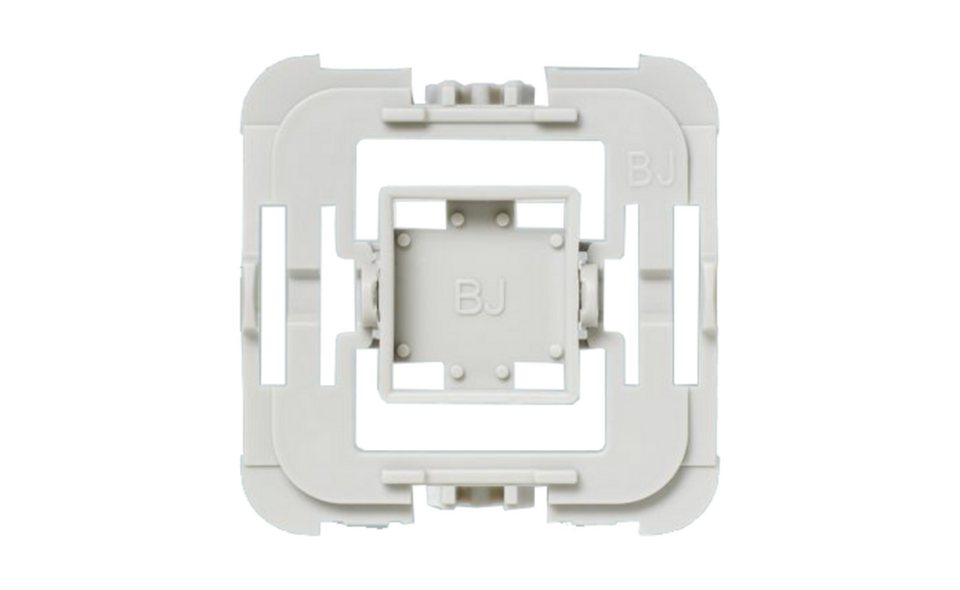eQ-3 Smart Home Zubehör »Adapter Set Busch-Jaeger« in Weiß