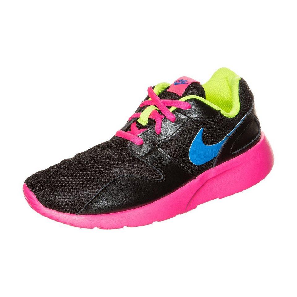 Nike Sportswear Kaishi Sneaker Kinder in schwarz / pink