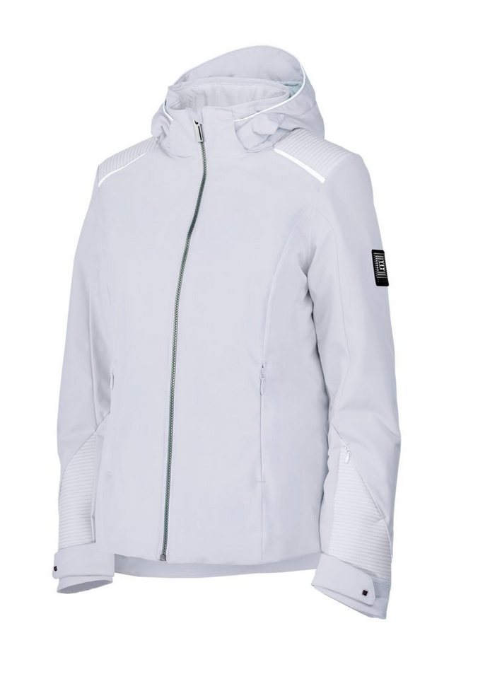 Ziener Jacke »TORIMI lady (jacket ski)« in white