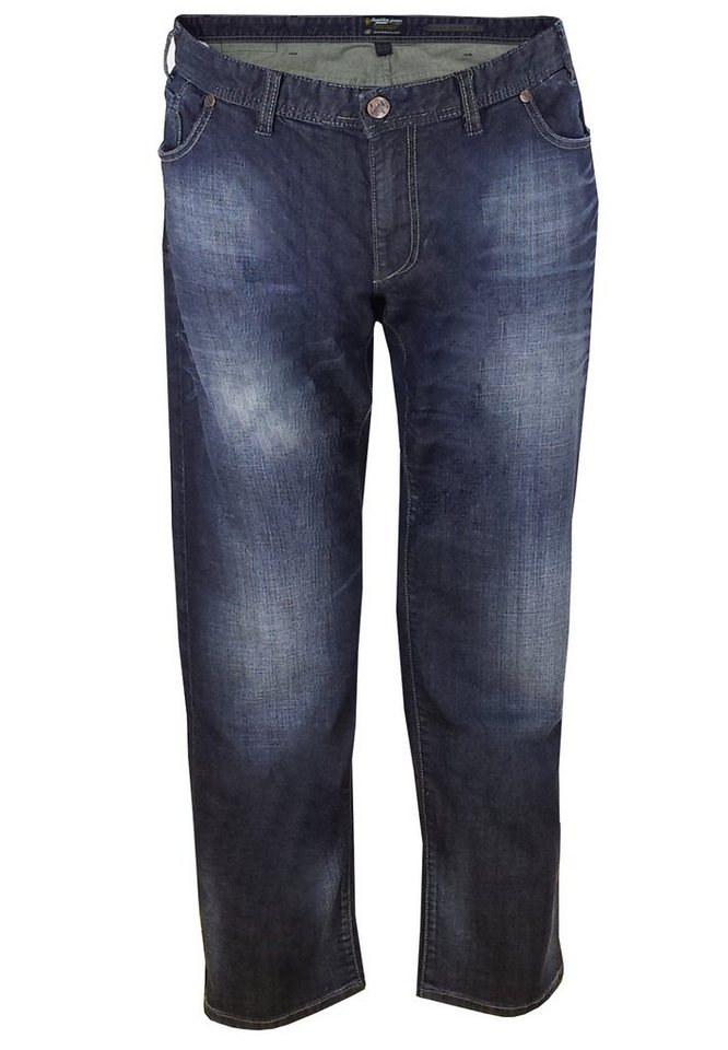 replika Jeans in Blau