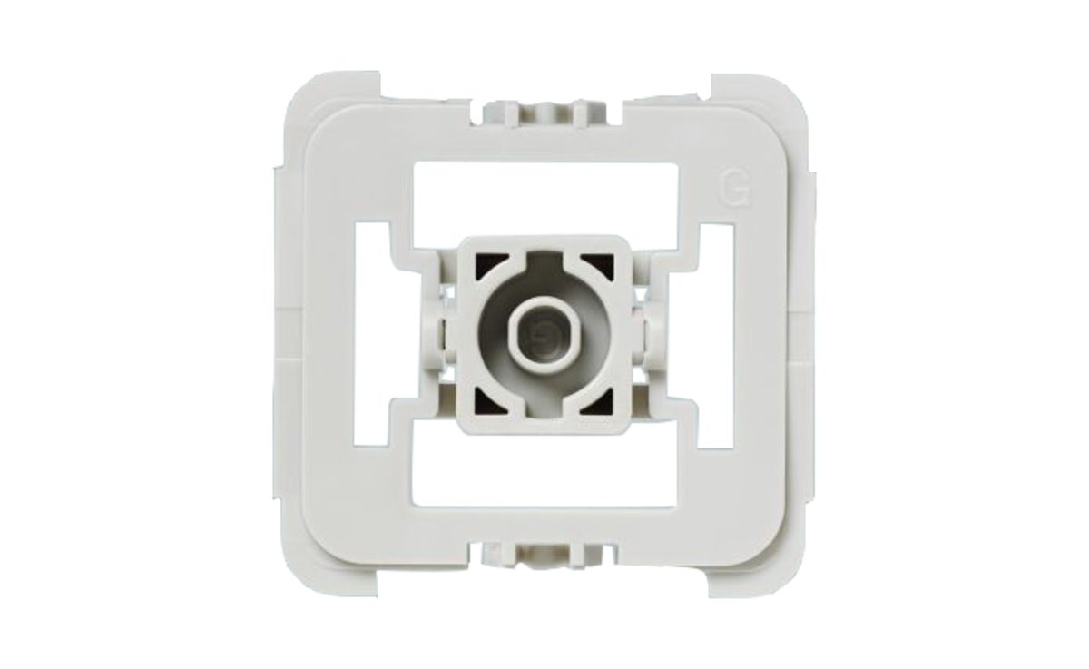 eQ-3 Smart Home Zubehör »Adapter Set Gira (System 55)«