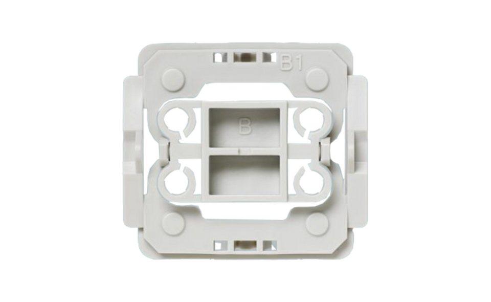 eQ-3 Smart Home Zubehör »Adapter Set Berker (Arsys)« in Weiß