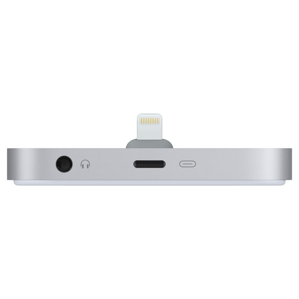 Apple Kabel & Adapter »iPhone Lightning Dock Space Gray«