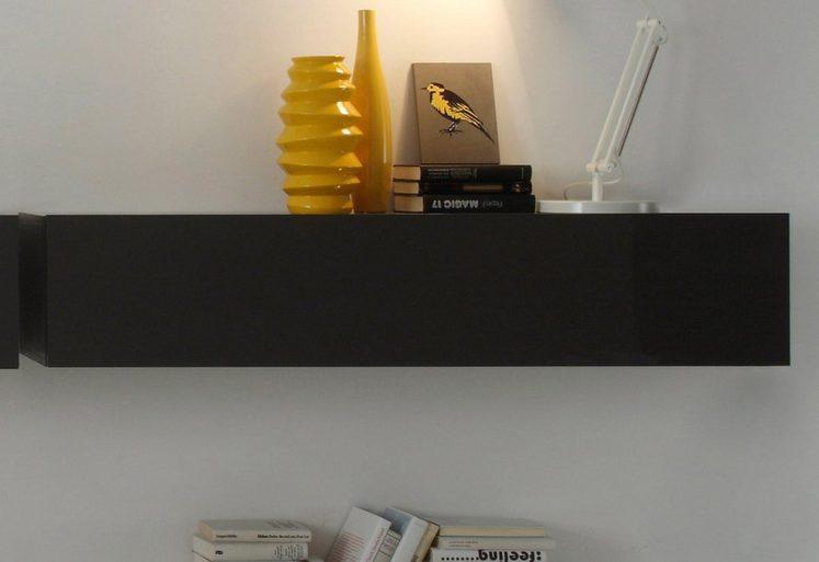 LC Hängeschrank, horizontal montierbar