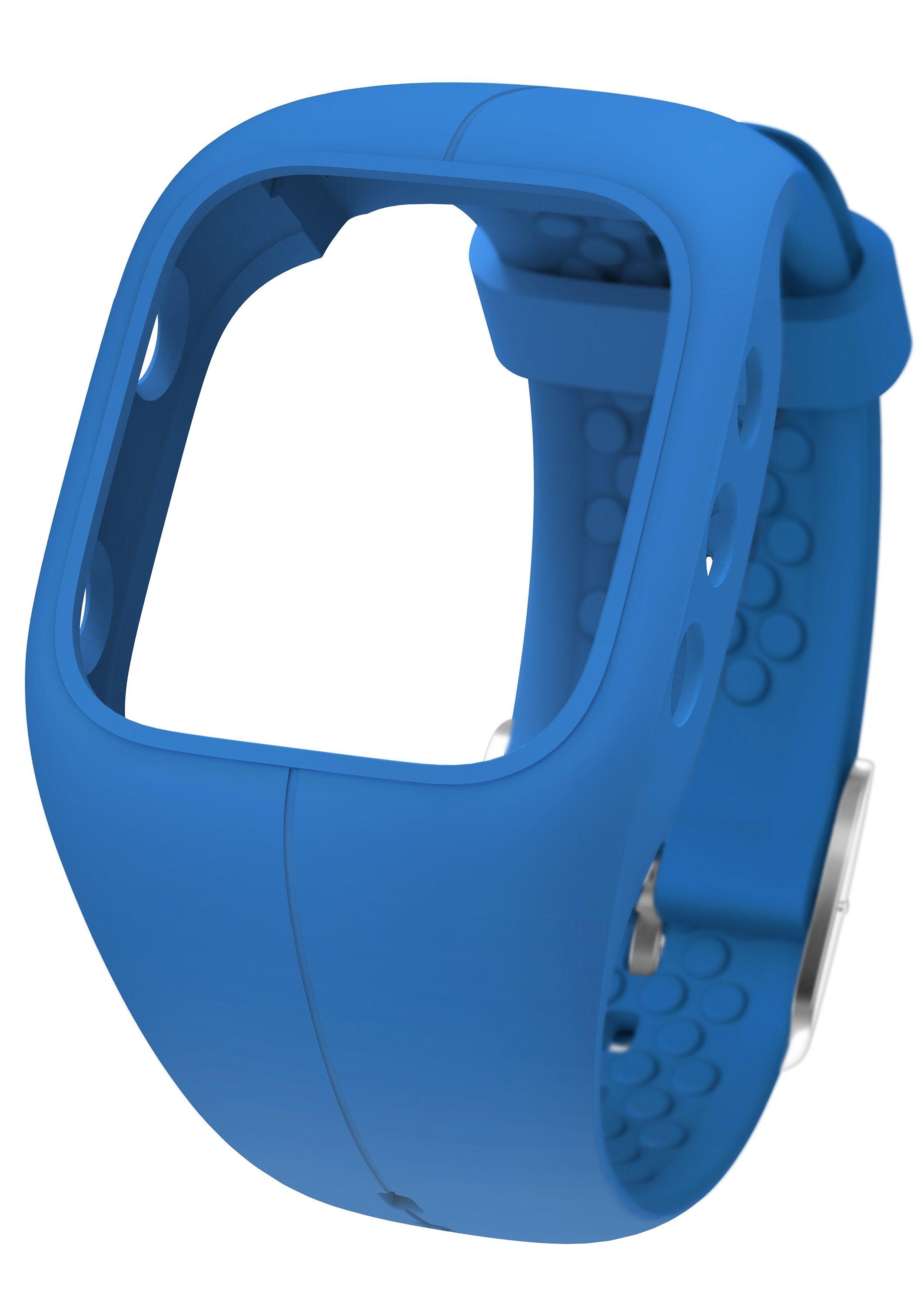 Polar Fitness-Tracker »A300 Indigo Blue«