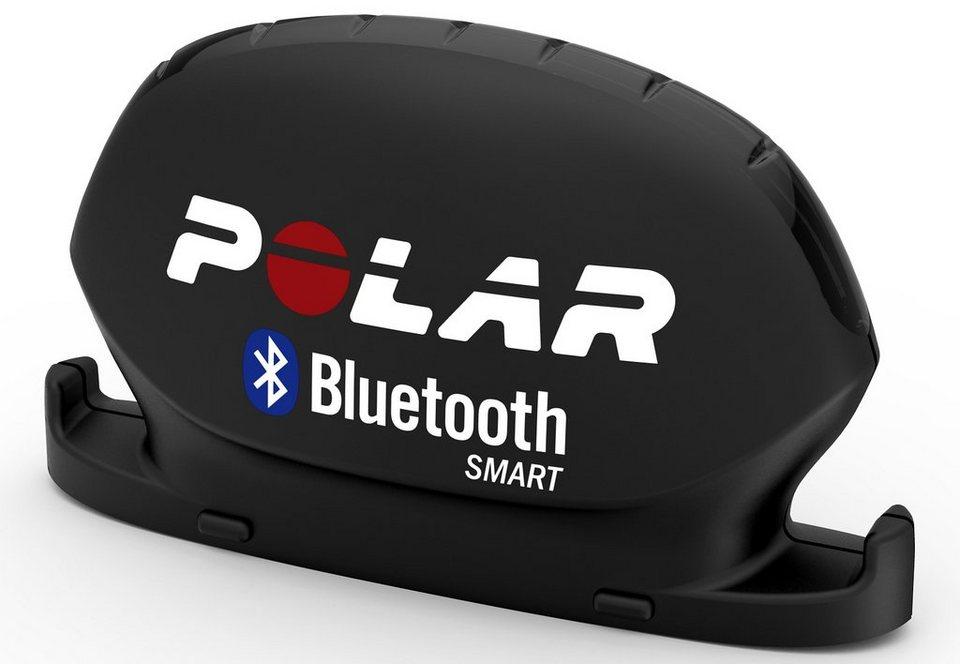 Polar »Geschwindigkeits- und Trittfrequenzsensor Bluetooth® Smart« Fahrradzubehör für V800+V650