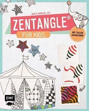 Gebundenes Buch »Zentangle für Kids«