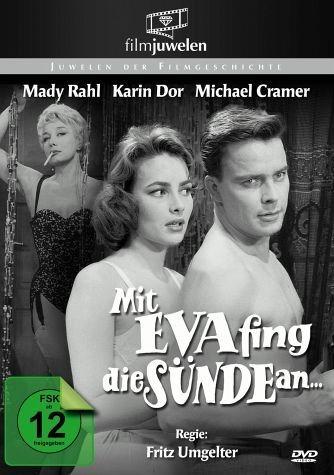 DVD »Mit Eva fing die Sünde an«