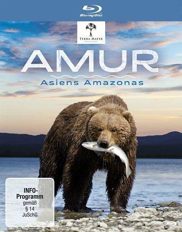 Blu-ray »Amur - Asiens Amazonas«