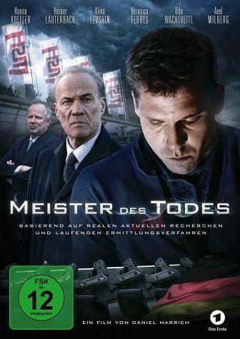 DVD »Meister des Todes«