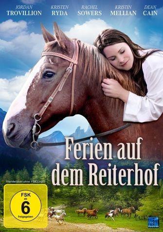 DVD »Ferien auf dem Reiterhof«