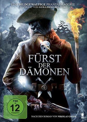 DVD »Fürst der Dämonen«