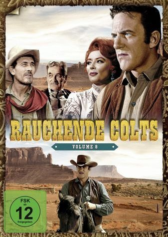 DVD »Rauchende Colts - Volume Acht (6 Discs)«