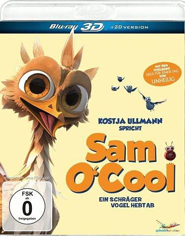 Blu-ray »Sam O'Cool - Ein schräger Vogel hebt ab...«