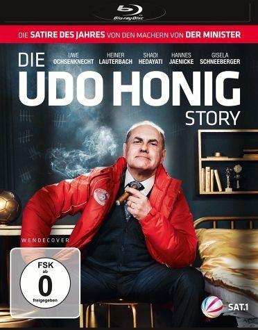 Blu-ray »Die Udo Honig Story«