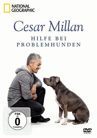DVD »National Geographic - Cesar Millan: Hilfe bei...«
