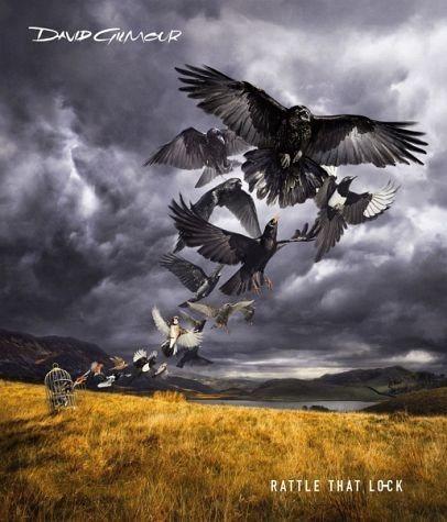 Audio CD »David Gilmour: Rattle that Lock (2 CD)«