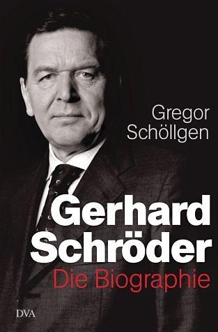 Gebundenes Buch »Gerhard Schröder«