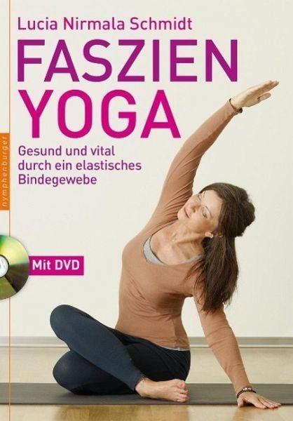 Gebundenes Buch »Faszien-Yoga«