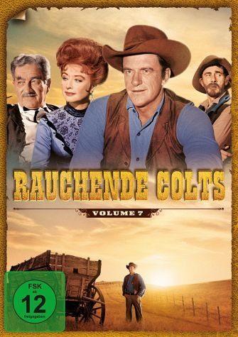 DVD »Rauchende Colts - Volume Sieben (6 Discs)«