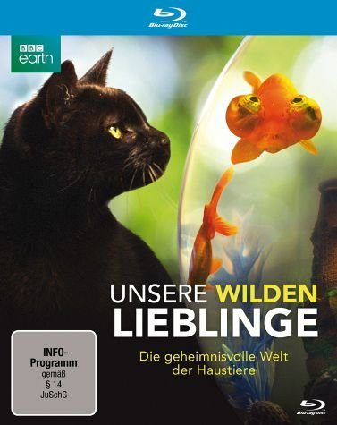 Blu-ray »Unsere wilden Lieblinge - Die geheimnisvolle...«