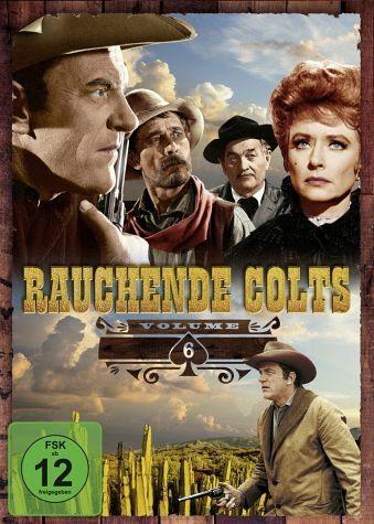 DVD »Rauchende Colts - Volume Sechs (6 Discs)«