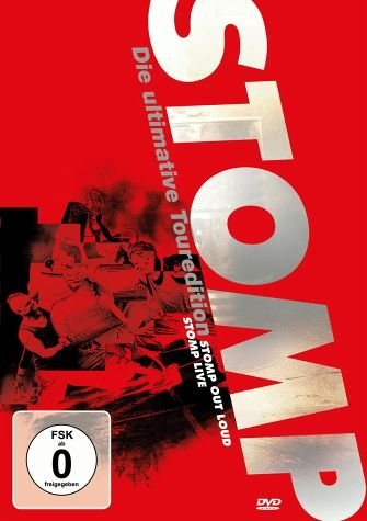 DVD »Stomp - Die ultimative Touredition: Stomp Out...«