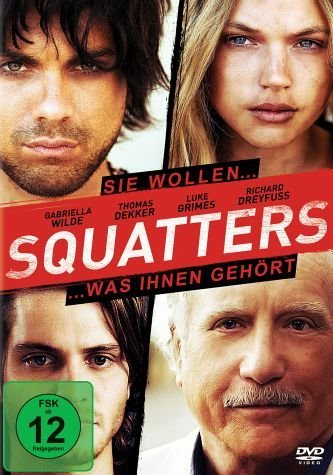 DVD »Squatters«