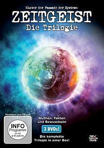 DVD »Zeitgeist - Die Trilogie (3 Discs)«