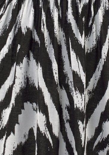 LASCANA Tunikashirt mit Animalprint