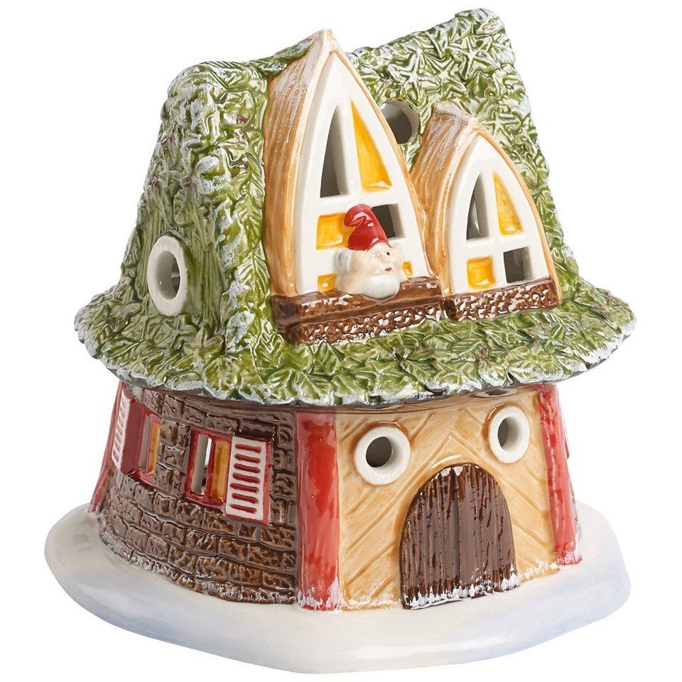 VILLEROY & BOCH Zwergenhaus 14x14x14,5cm »Fairytale Park« in Dekoriert